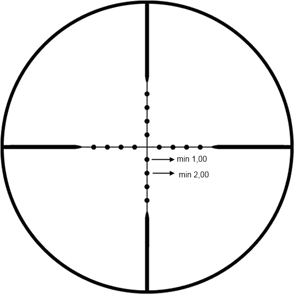 Mil-dot Reticle Gallery