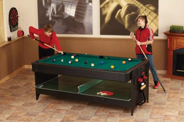 Air Hockey Pool Table