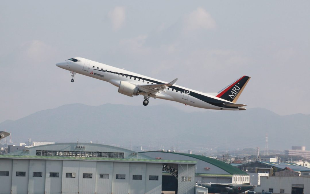 From MRJ to Space Jet