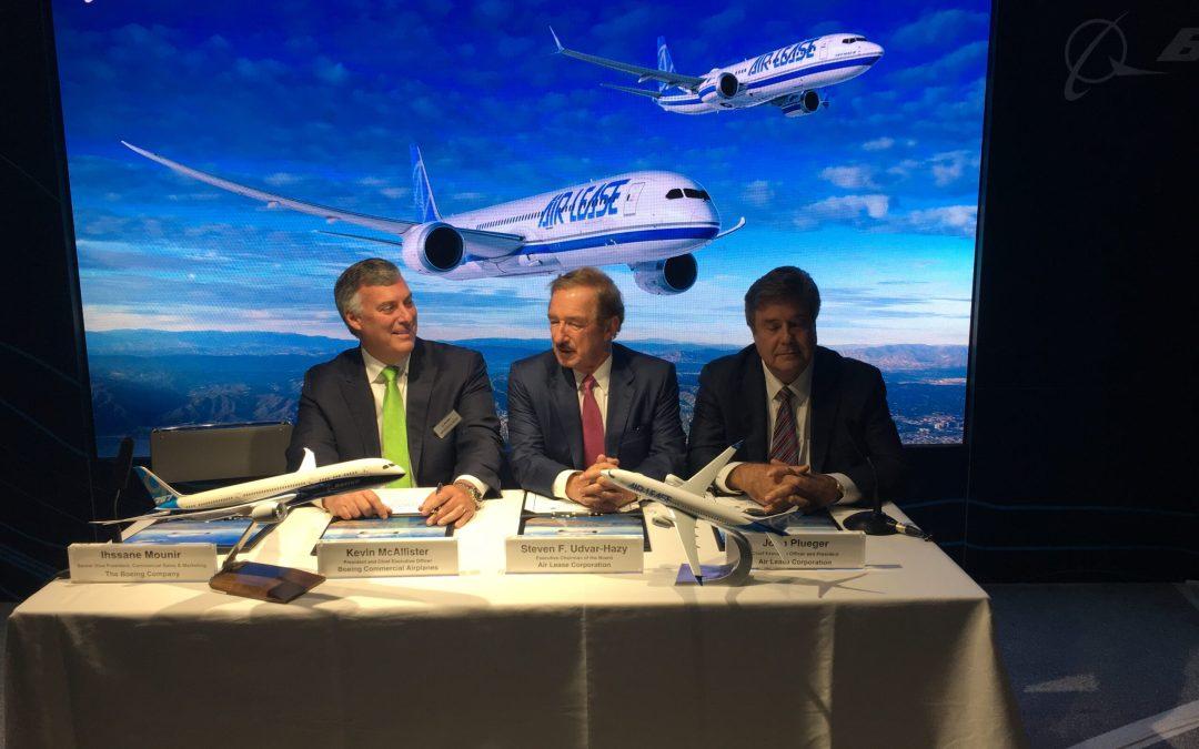 Udvar-Hazy wary of regulators deciding on future aircraft design