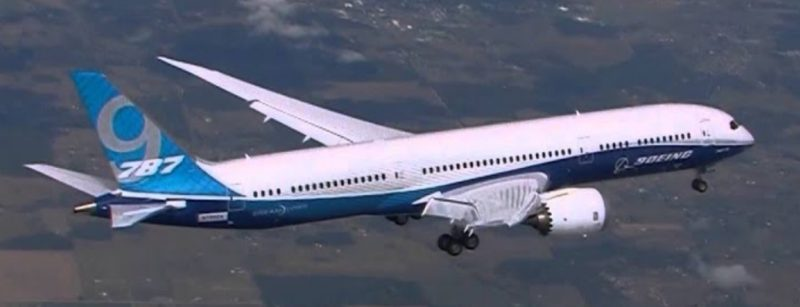 AirLease orders 5 787-10 aircraft