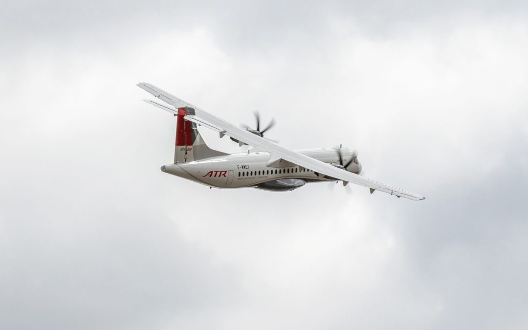 ATR order book boosted by 75 commitments