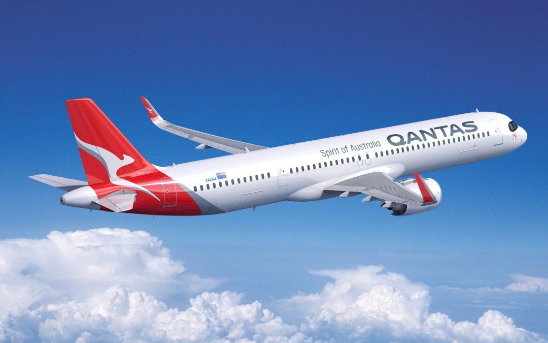 Qantas selects A321XLR