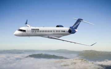 The CRJ550 – context considering the possible Mitsubishi acquisition