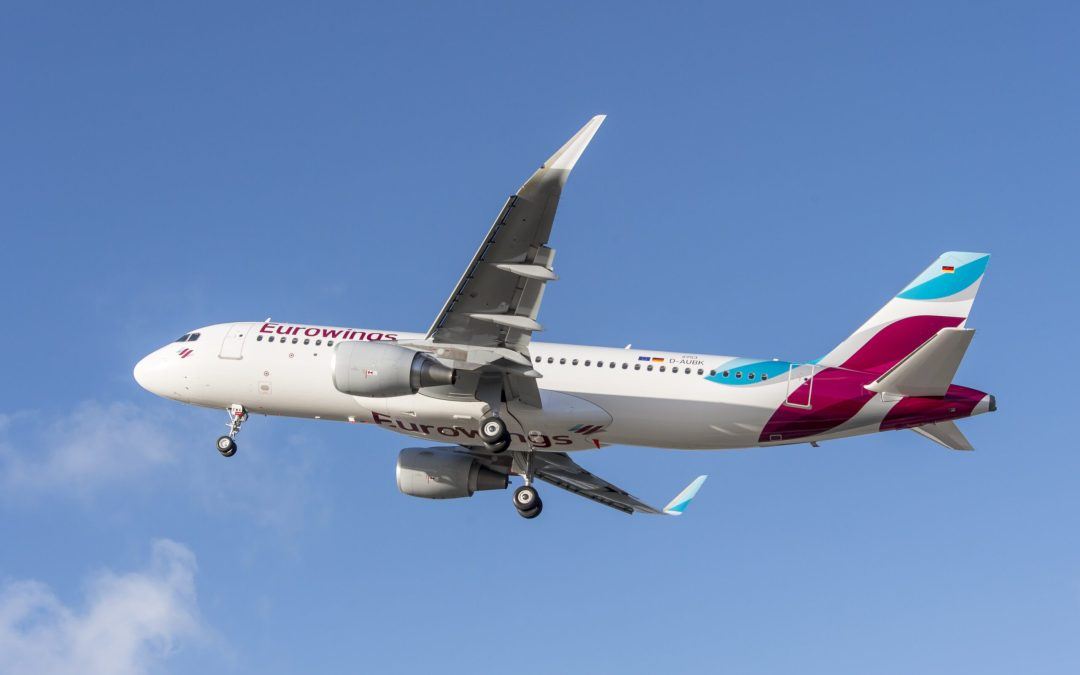 Eurowings shifts focus to short-haul