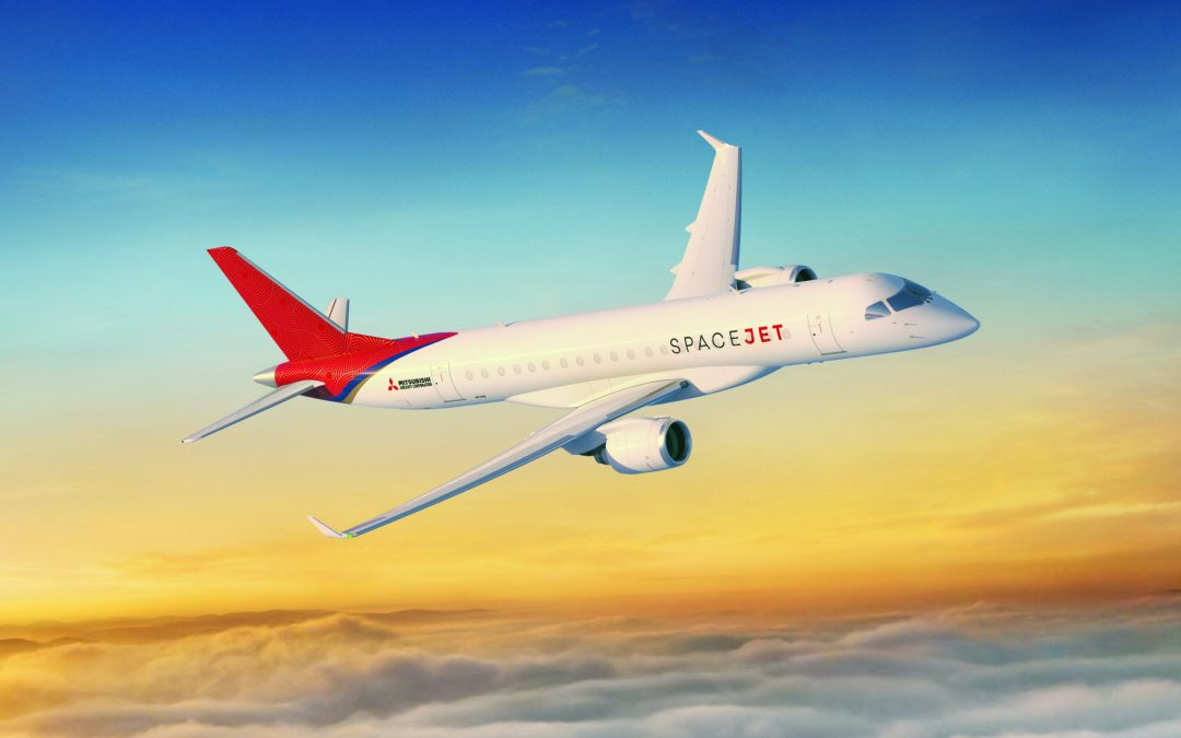 From Mitsubishi MRJ to SpaceJet: what has changed?