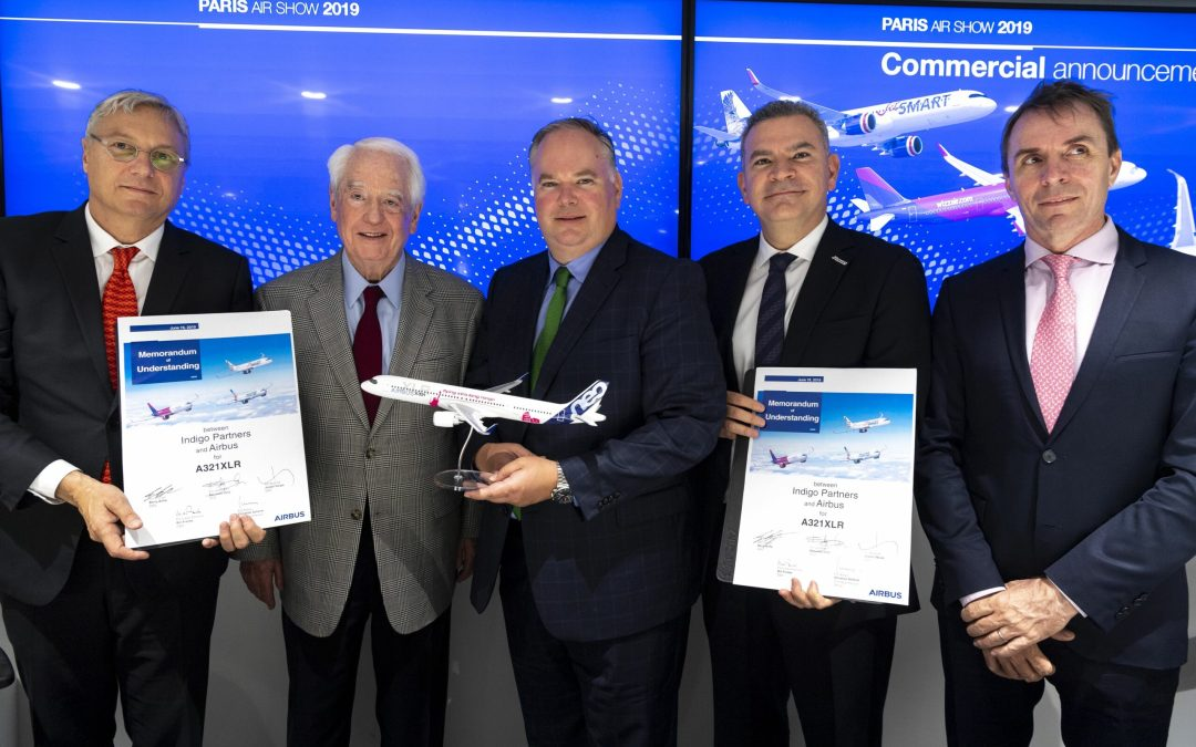 Paris 2019 Airbus: orders for 363 aircraft and counting (update)