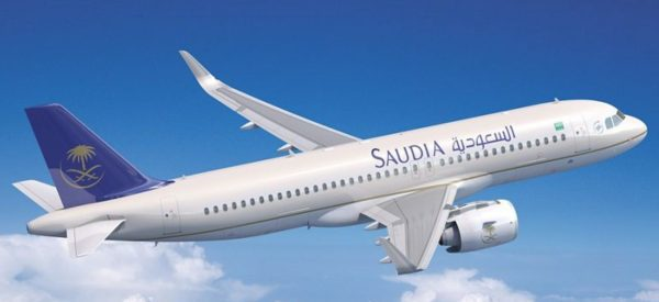 Saudia Adds A321XLR to its Fleet