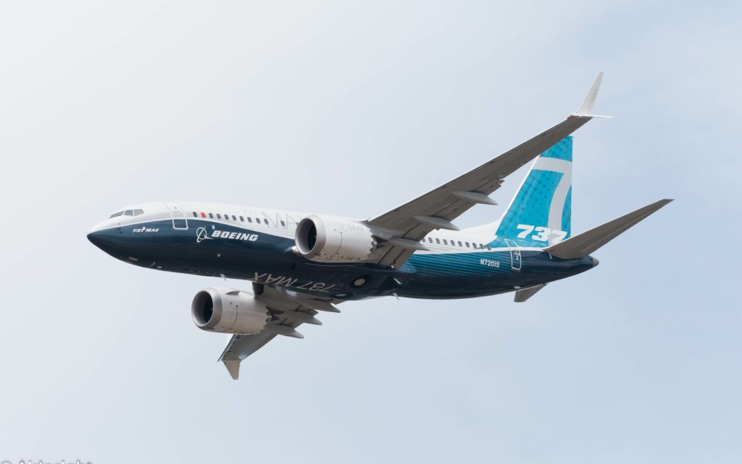 Webinar – The Impending Return of the 737 MAX