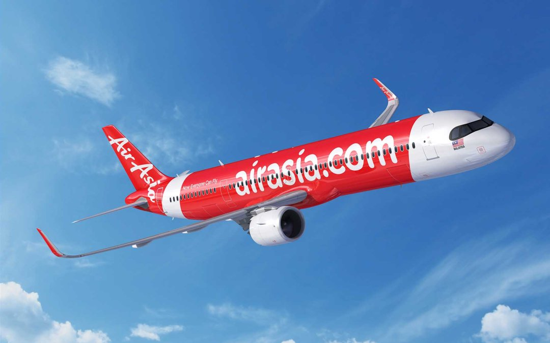 Air Asia X re-thinks A330neo-order and opts for A321XLR
