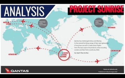 Airbus, Boeing, Qantas and Project Sunrise