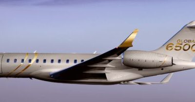 Bombardier's Global 6500 Enters Service