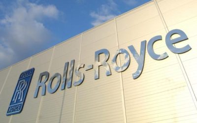 Conversation with Rolls-Royce at Dubai Airshow