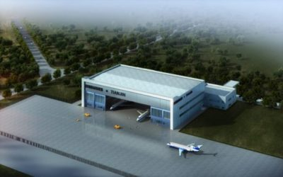 Bombardier Expands Line Services at Teterboro and Van Nuys