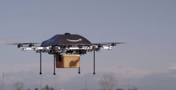 UAM Insight 15 October 2019: UAS Package Delivery Market Heating Up