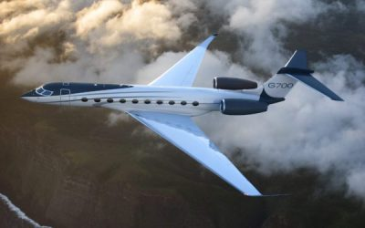 Gulfstream Launches G700 at NBAA