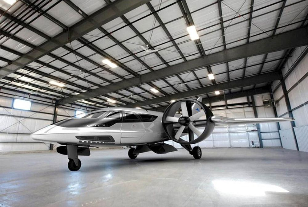 Interview with XTI Aircraft on TriFan 600