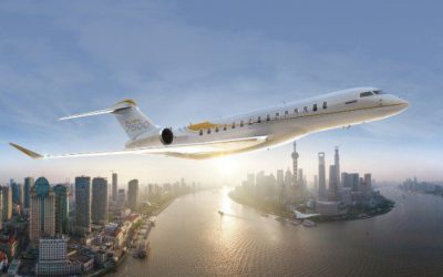 Bombardier Global 7500 completes record-setting 8,225nm flight