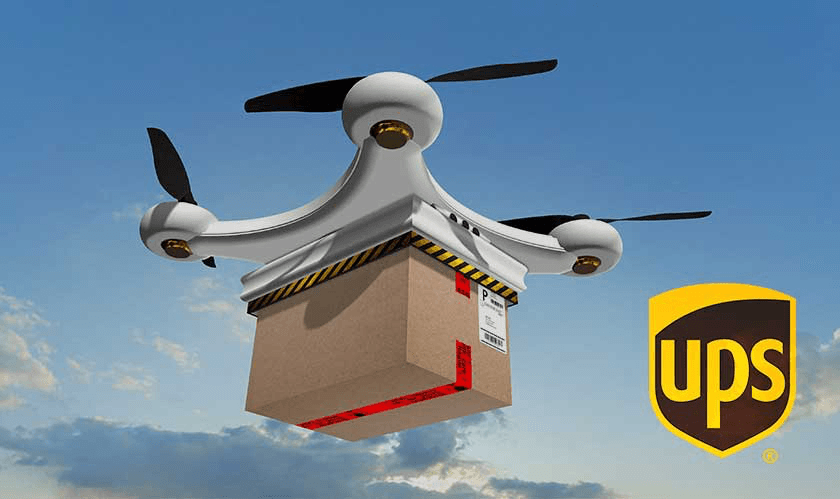 UAM Insight – 3 October 2019 UPS Drone Delivery Now An Airline