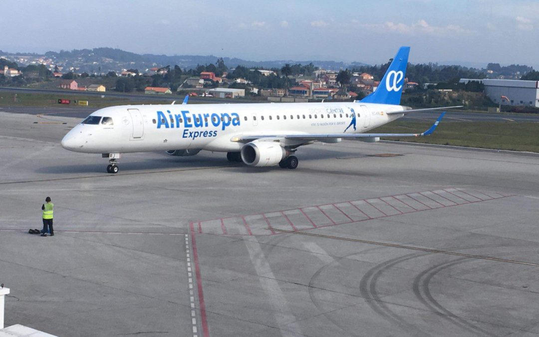 Iberia eyes stronger Madrid-hub with Air Europa-acquisition