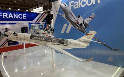 Dassault 6X on schedule for 2020-launch