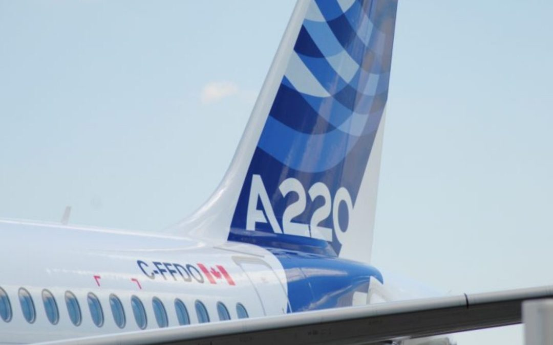 Insight: Wednesday 4 December 2019: Will the A220-300LR provide a strategic advantage over the E2 family?