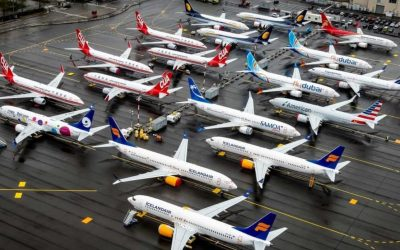 Boeing bleeds as losses Commercial Airplanes mount