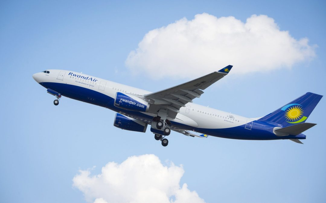 RwandAir, first African airline to trial IATA Travel Pass