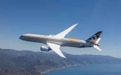 ETIHAD AIRWAYS – FIRST AIRLINE IN THE WORLD WITH 100% OF CREW ON BOARD VACCINATED