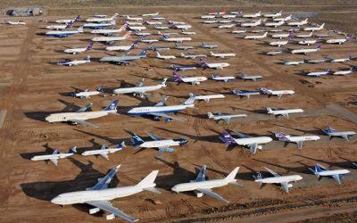 US Airlines start fleet rationalization