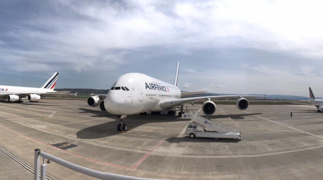 More and more A380s stored as crisis continues