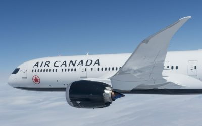 Air Canada retires 79 'oldies' to cut costs