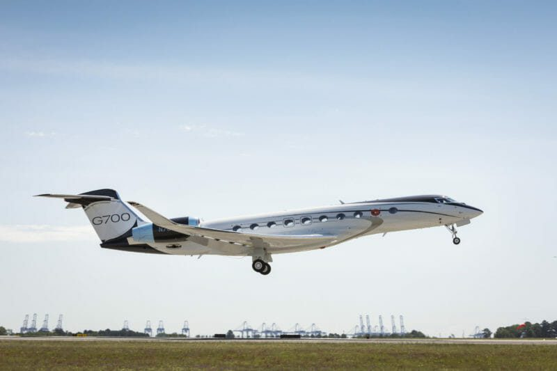 Gulfstream Continues Progress Through Pandemic