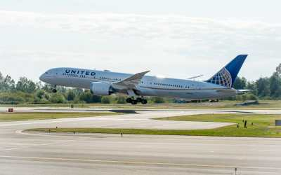 United: Q1-loss -1.7 billion, Capex -2.5 billion