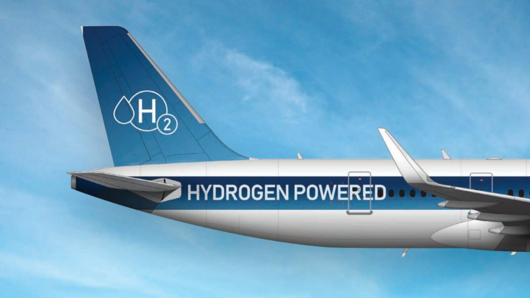 Hydrogen: the way to go for aviation