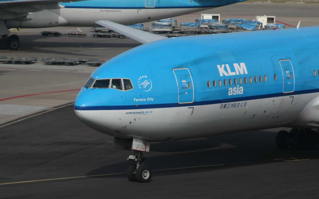 KLM secures 3.4 billion state aid package