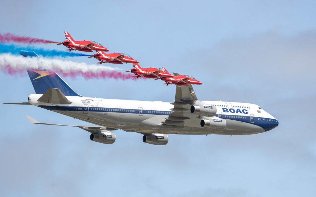 """British Airways retires the 747: """"So sad"""""""
