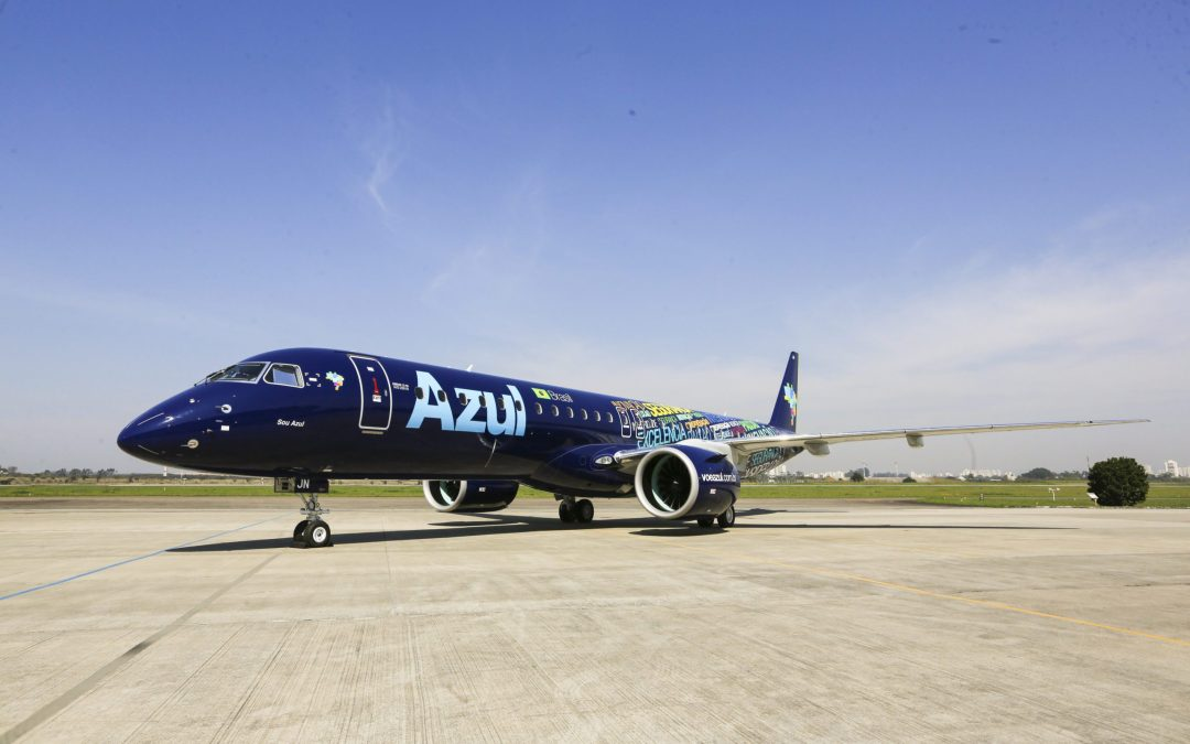 Azul reduces lease costs and defers deliveries beyond 2024
