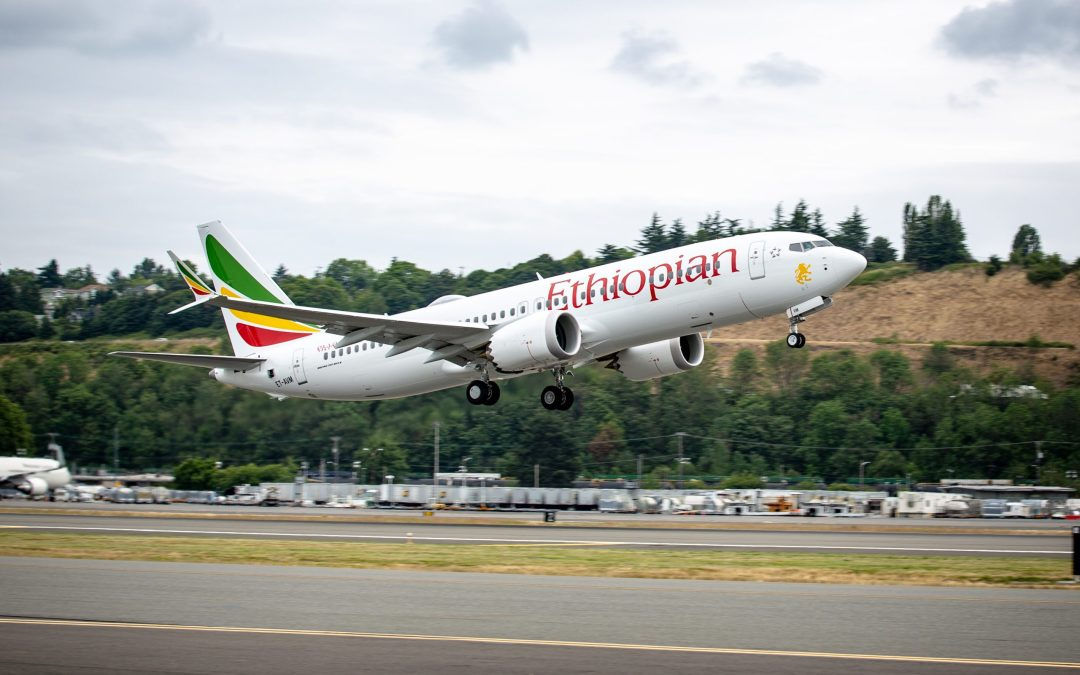 Ethiopian Airlines inks MoU with Boeing