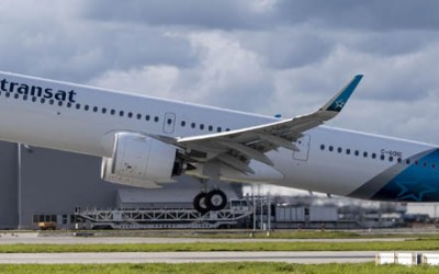 Air Canada and Transat A.T. Inc. Conclude Amended Transaction for Combination of the Two Companies