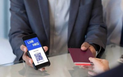 Insight: 12 October 2020:  The Digital Health Pass