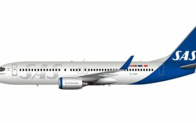 SAS says goodbye to almost one-third of its 737NGs
