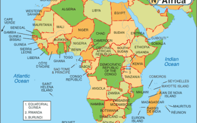 Air transport in Africa expensive and circuitous