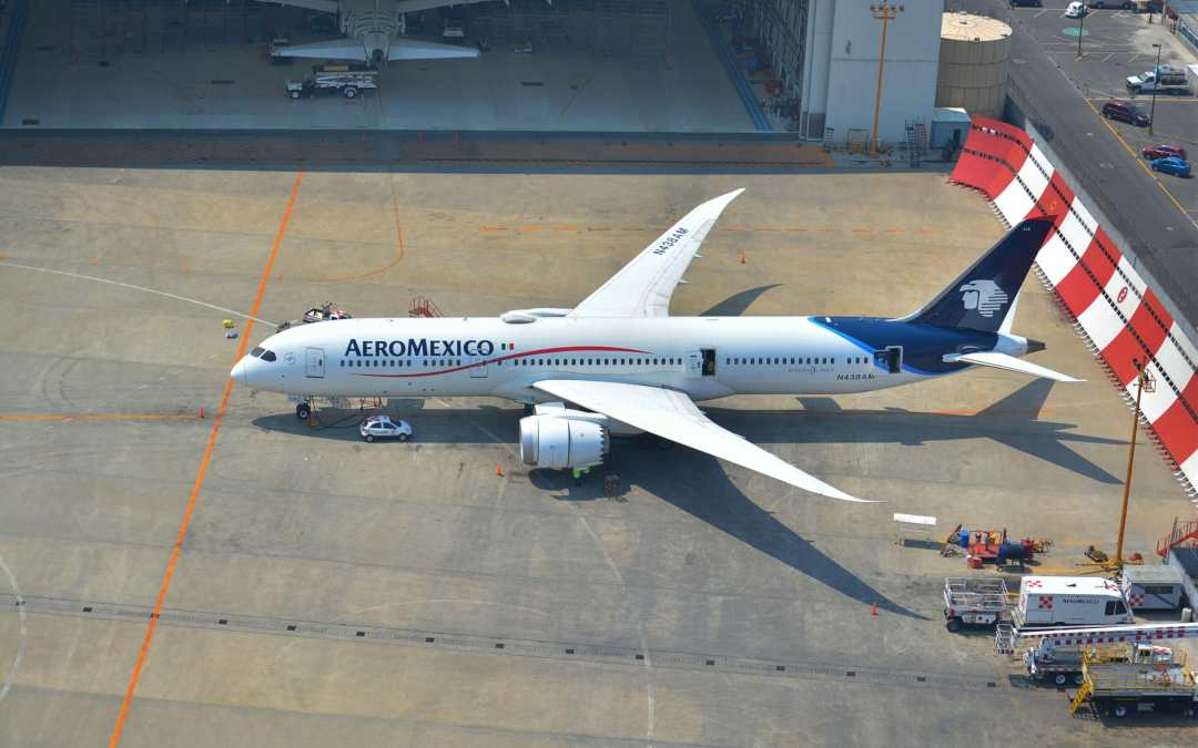 Aeromexico Ends 2020 With 2.1 Billion Loss