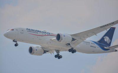 Aeromexico Lost $209 Million in 1Q21