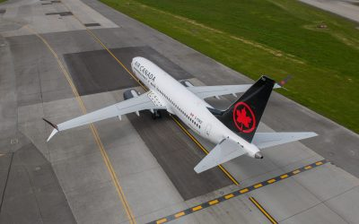 Air Canada ends year of woe with 4.7 billion loss