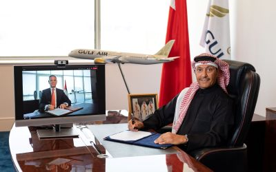 Etihad and Gulf Air wish to grow even closer