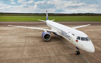 Embraer 2020 deliveries down by half from 2019