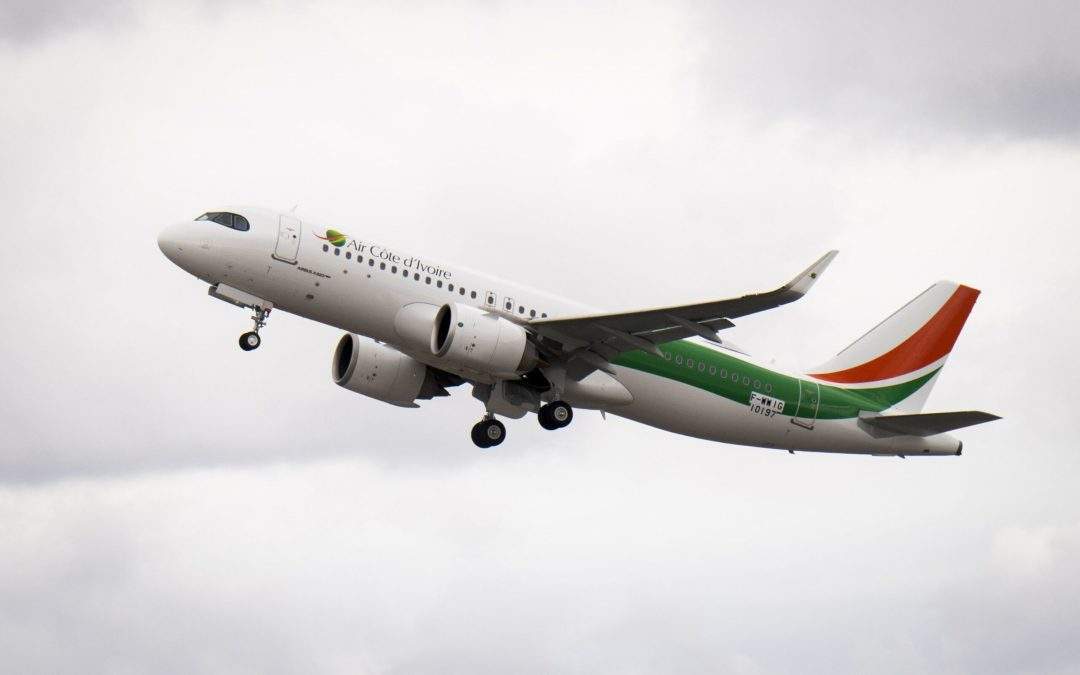 Air Cote d'Ivoire takes delivery of West Africa's first A320neo
