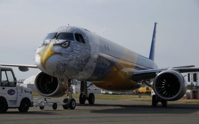Embraer positive about signing new orders this year